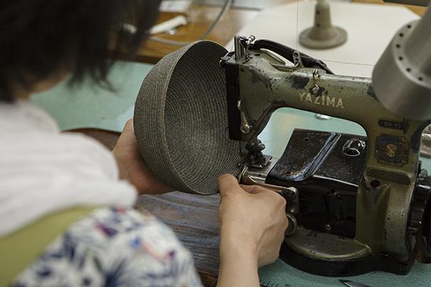 1. ブレード縫い